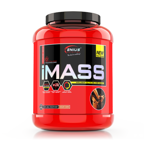 Genius Nutrition iMASS
